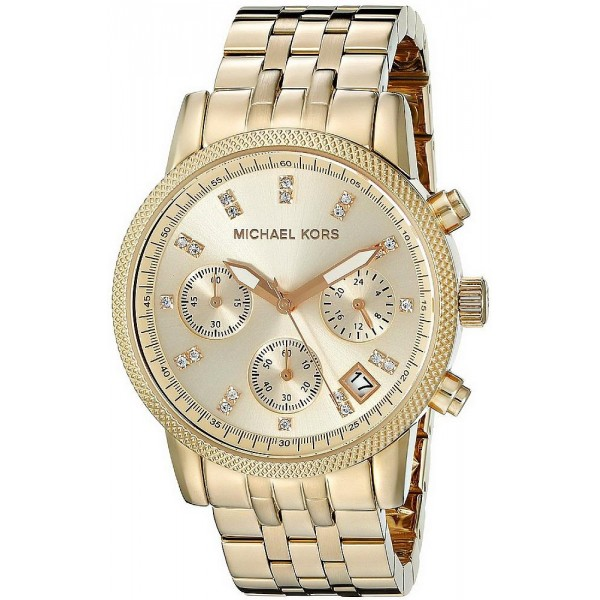 Buy Women's Michael Kors Watch Ritz MK5676 Chronograph