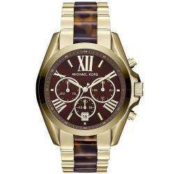 Buy Women's Michael Kors Watch Bradshaw MK5696 Chronograph