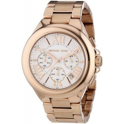 Women's Michael Kors Watch Camille MK5757 Chronograph