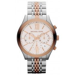 Women's Michael Kors Watch Brookton MK5763 Chronograph