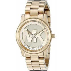 Women's Michael Kors Watch Runway MK5786