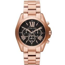 Unisex Michael Kors Watch Bradshaw MK5854 Chronograph