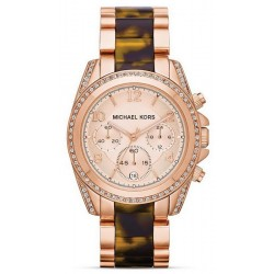 Buy Women's Michael Kors Watch Blair MK5859 Chronograph