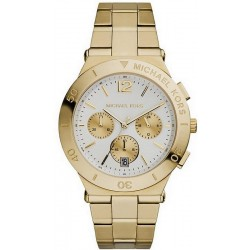 Buy Unisex Michael Kors Watch Wyatt MK5933 Chronograph