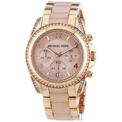Buy Women's Michael Kors Watch Blair MK5943 Chronograph
