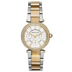Women's Michael Kors Watch Mini Parker MK6055 Multifunction