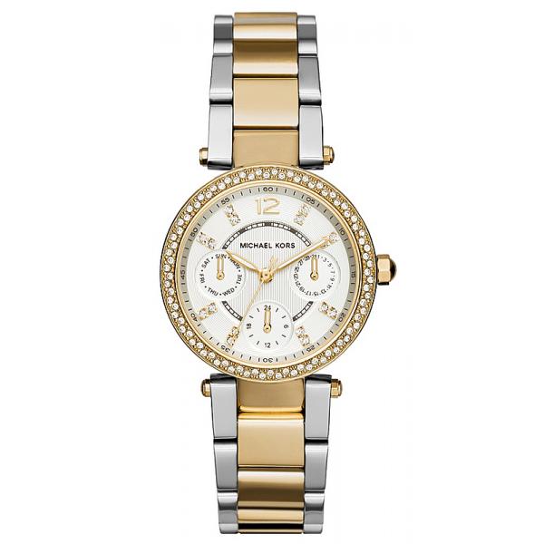 Buy Women's Michael Kors Watch Mini Parker MK6055 Multifunction