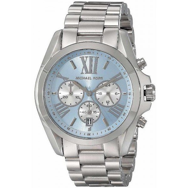 Buy Unisex Michael Kors Watch Bradshaw MK6099 Chronograph