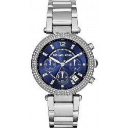 Women's Michael Kors Watch Parker MK6117 Chronograph