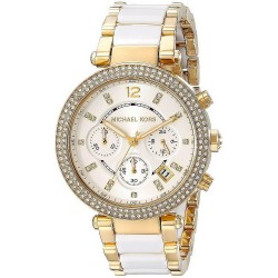 Women's Michael Kors Watch Parker MK6119 Chronograph