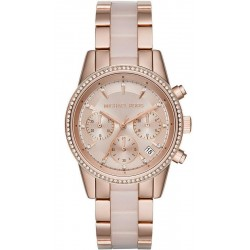 Women's Michael Kors Watch Ritz MK6307 Chronograph