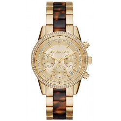 Women's Michael Kors Watch Ritz MK6322 Chronograph