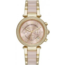 Women's Michael Kors Watch Parker MK6326 Chronograph