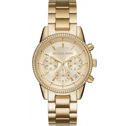 Women's Michael Kors Watch Ritz MK6356 Chronograph