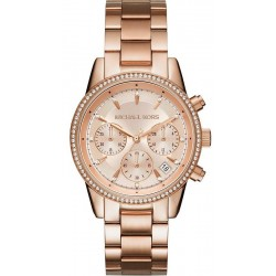 Women's Michael Kors Watch Ritz MK6357 Chronograph