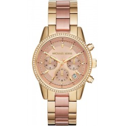 Women's Michael Kors Watch Ritz MK6475 Chronograph
