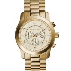 Men's Michael Kors Watch Runway MK8077 Chronograph