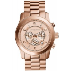Men's Michael Kors Watch Runway MK8096 Chronograph
