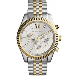 Buy Men's Michael Kors Watch Lexington MK8344 Chronograph