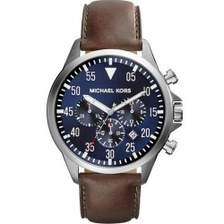 Buy Men's Michael Kors Watch Gage MK8362 Chronograph