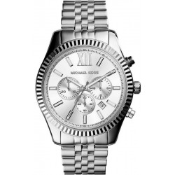Buy Mens Michael Kors Watch Lexington MK8405 Chronograph