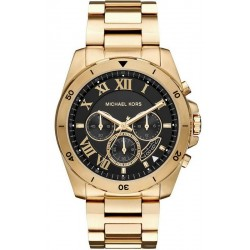 Buy Men's Michael Kors Watch Brecken MK8481 Chronograph