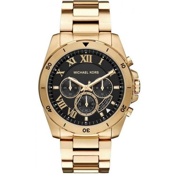 Buy Men's Michael Kors Watch Brecken MK8481 Chronograph