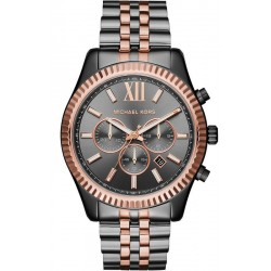 Buy Men's Michael Kors Watch Lexington MK8561 Chronograph