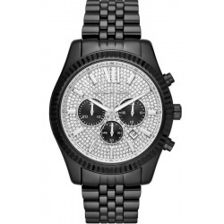 Buy Men's Michael Kors Watch Lexington MK8605 Chronograph