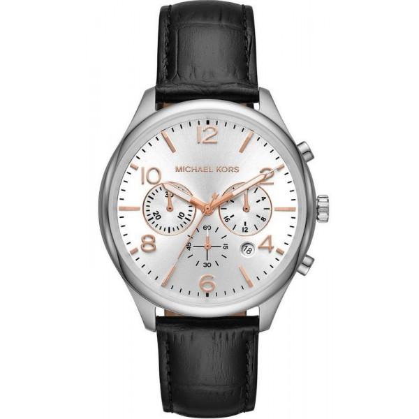Buy Men's Michael Kors Watch Merrick MK8635 Chronograph