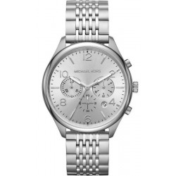 Buy Men's Michael Kors Watch Merrick MK8637 Chronograph