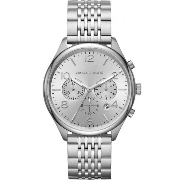 Buy Men's Michael Kors Watch Merrick MK8637 Chronograph