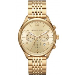 Buy Men's Michael Kors Watch Merrick MK8638 Chronograph