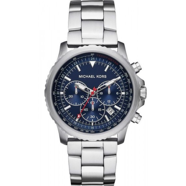 Buy Men's Michael Kors Watch Theroux MK8641 Chronograph