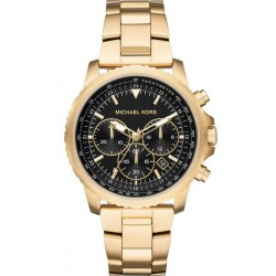 Buy Men's Michael Kors Watch Theroux MK8642 Chronograph