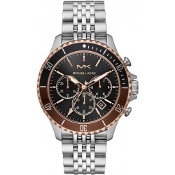 Buy Mens Michael Kors Watch Bayville MK8725 Chronograph
