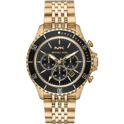 Buy Mens Michael Kors Watch Bayville MK8726 Chronograph