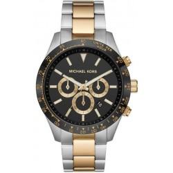 Buy Men's Michael Kors Watch Layton MK8784 Chronograph