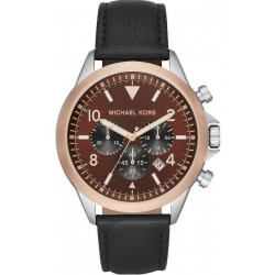 Buy Mens Michael Kors Watch Gage MK8786 Chronograph