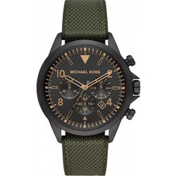 Buy Mens Michael Kors Watch Gage MK8788 Chronograph