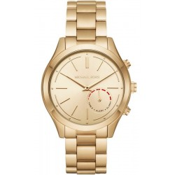 Buy Michael Kors Access Slim Runway Hybrid Smartwatch Women's Watch MKT4002
