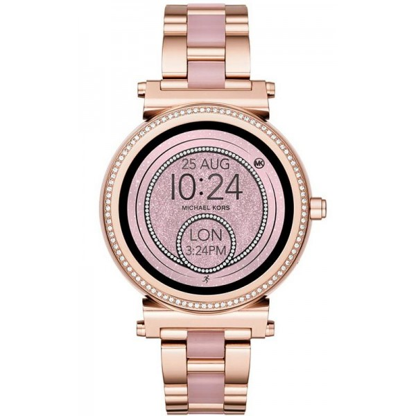 Buy Michael Kors Access Sofie Smartwatch Women's Watch MKT5041