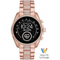 Buy Michael Kors Access Bradshaw 2 Smartwatch Womens Watch MKT5089