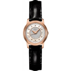 Buy Women's Mido Watch Baroncelli III M0100073611100 Mother of Pearl Automatic