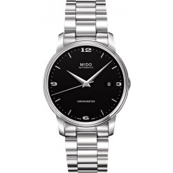 Men's Mido Watch Baroncelli III COSC Chronometer Automatic M0104081105190