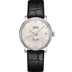 Buy Women's Mido Watch Baroncelli III Heritage M0272071610600 Automatic