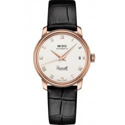 Buy Women's Mido Watch Baroncelli III Heritage M0272073601300 Automatic