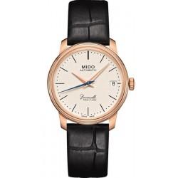Buy Women's Mido Watch Baroncelli III Heritage M0272073626000 Automatic
