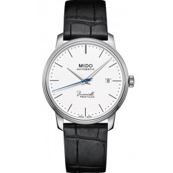 Buy Men's Mido Watch Baroncelli III Heritage M0274071601000 Automatic