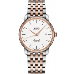 Buy Men's Mido Watch Baroncelli III Heritage M0274072201000 Automatic